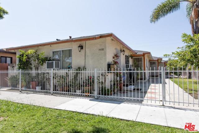 1458 W Summit Street, Long Beach, CA 90810 (#17254148) :: Paris and Connor MacIvor