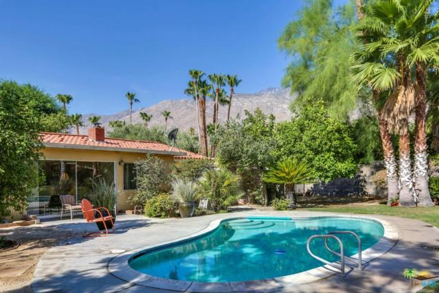 900 E Mel Avenue, Palm Springs, CA 92262 (#17257362PS) :: Golden Palm Properties