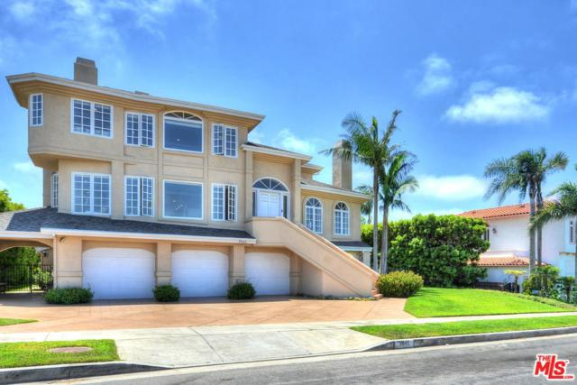 7842 Veragua Drive, Playa Del Rey, CA 90293 (#17255366) :: The Fineman Suarez Team