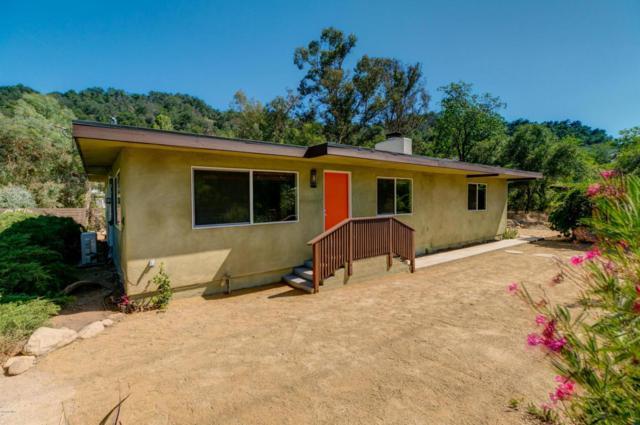 4896 Reeves Road, Ojai, CA 93023 (#217009985) :: RE/MAX Gold Coast Realtors
