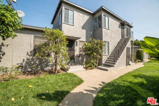 2117 Stewart Street, Santa Monica, CA 90404 (#17260944) :: The Fineman Suarez Team