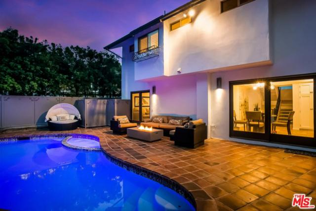 9809 Beeson Drive, Beverly Hills, CA 90210 (#17261014) :: The Fineman Suarez Team