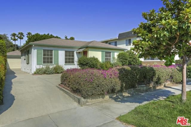 3822 Prospect Avenue, Culver City, CA 90232 (#17260962) :: The Fineman Suarez Team