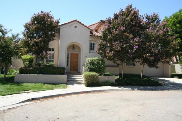 256 Via Del Prado, Santa Paula, CA 93060 (#217010046) :: RE/MAX Gold Coast Realtors