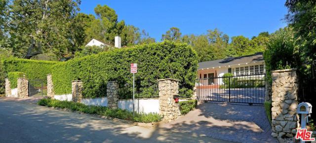 9210 Hazen Drive, Beverly Hills, CA 90210 (#17260540) :: The Fineman Suarez Team