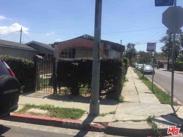 2352 E 108TH Street, Los Angeles (City), CA 90059 (#17261396) :: Paris and Connor MacIvor