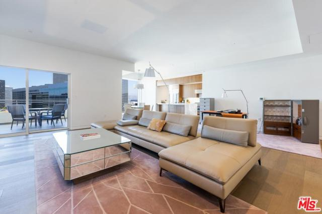 1 W Century Drive 8D, Los Angeles (City), CA 90067 (#17261084) :: The Fineman Suarez Team