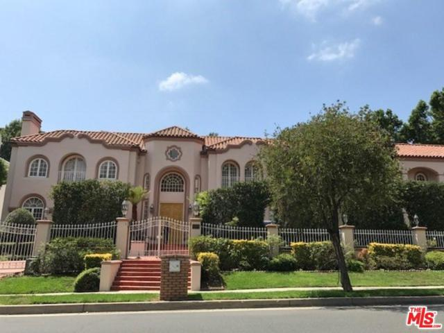 1275 Benedict Canyon Drive, Beverly Hills, CA 90210 (#17261740) :: TBG Homes - Keller Williams