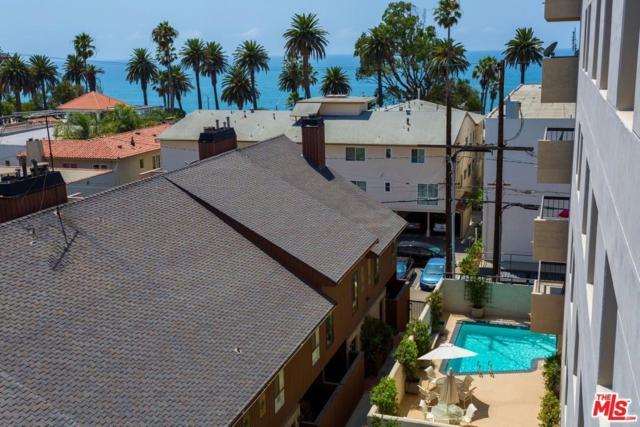 124 Idaho Avenue #502, Santa Monica, CA 90403 (#17261320) :: TBG Homes - Keller Williams