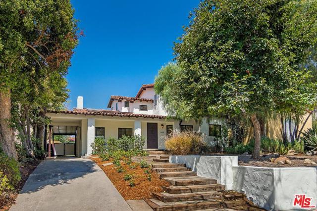 1025 S Sierra Bonita Avenue, Los Angeles (City), CA 90019 (#17261942) :: TBG Homes - Keller Williams