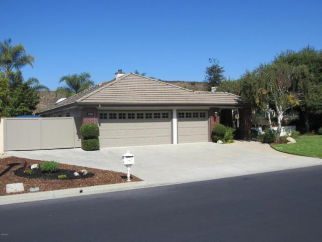 2201 Valleyfield Avenue, Thousand Oaks, CA 91360 (#217010199) :: California Lifestyles Realty Group