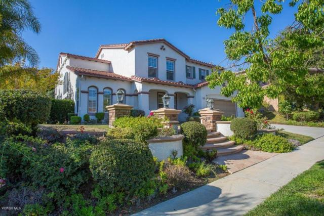 4311 Via Cerritos, Newbury Park, CA 91320 (#217010210) :: California Lifestyles Realty Group