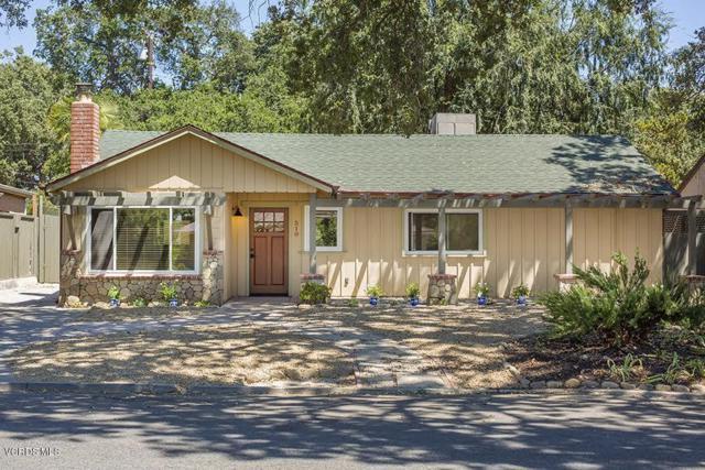 510 Shady Lane, Ojai, CA 93023 (#217010223) :: RE/MAX Gold Coast Realtors