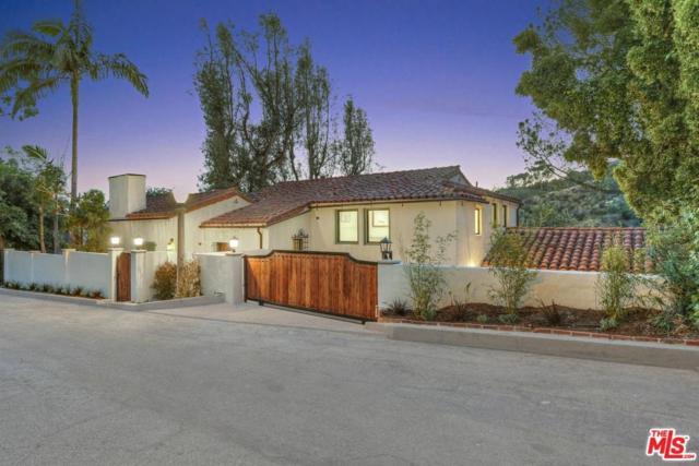 3119 Hollyridge Drive, Los Angeles (City), CA 90068 (#17262472) :: TBG Homes - Keller Williams