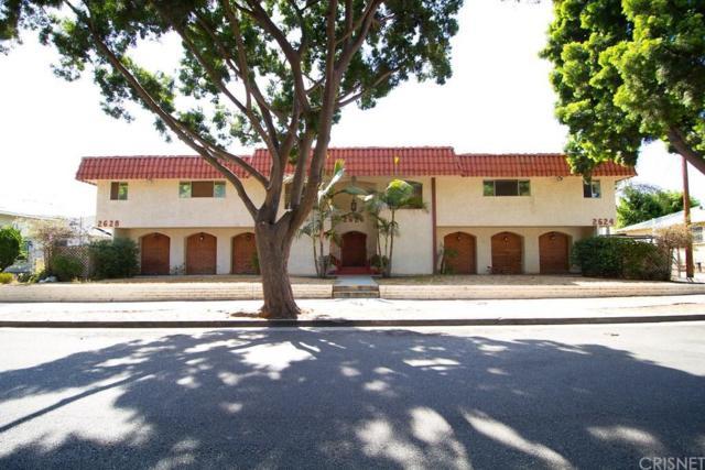 2628 Kansas Avenue #2, Santa Monica, CA 90404 (#SR17192405) :: TBG Homes - Keller Williams