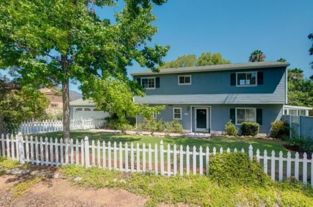 865 W Lomita Avenue, Ojai, CA 93023 (#217010238) :: RE/MAX Gold Coast Realtors