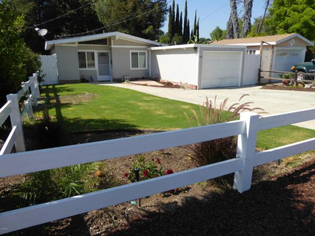 701 Glen Oaks Road, Thousand Oaks, CA 91360 (#217010240) :: Paris and Connor MacIvor