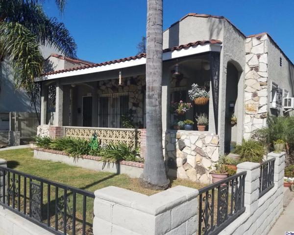 940 N Hudson Avenue, Los Angeles (City), CA 90038 (#317006103) :: TruLine Realty