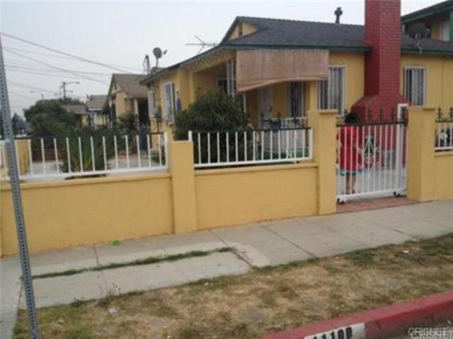 11100 S Grevillea Avenue, Lennox, CA 90304 (#SR17192889) :: Fred Howard Real Estate Team