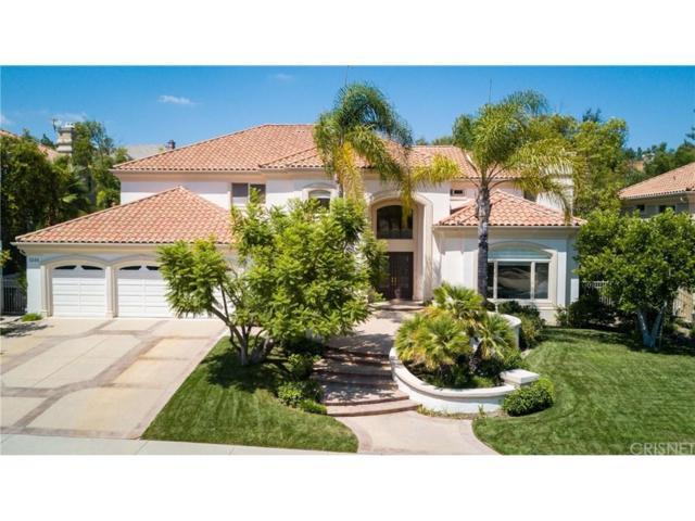 5324 Collingwood Circle, Calabasas, CA 91302 (#SR17162822) :: TBG Homes - Keller Williams