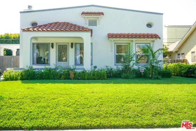 1021 S Ridgeley Drive, Los Angeles (City), CA 90019 (#17262900) :: TBG Homes - Keller Williams