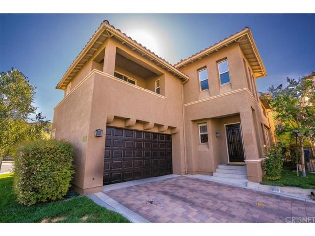 4109 Via Mira Monte, Calabasas, CA 91301 (#SR17193737) :: TBG Homes - Keller Williams
