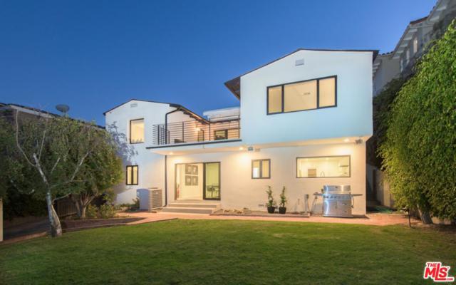 260 Bronwood Avenue, Los Angeles (City), CA 90049 (#17262972) :: TBG Homes - Keller Williams