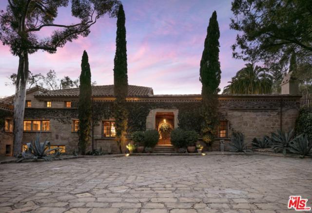 2840 Hidden Valley Lane, Santa Barbara, CA 93108 (#17263114) :: TBG Homes - Keller Williams