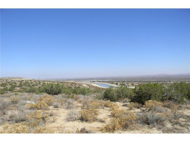 0 Homer/Fort Tejon Rd, Pearblossom, CA 93553 (#SR17193907) :: TBG Homes - Keller Williams