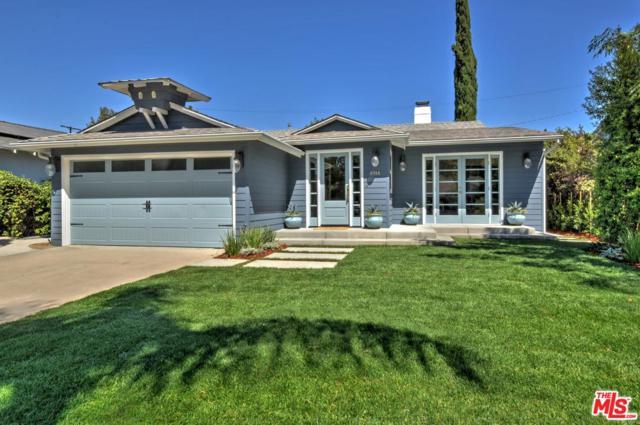 4916 Greenbush Avenue, Sherman Oaks, CA 91423 (#17263048) :: TBG Homes - Keller Williams