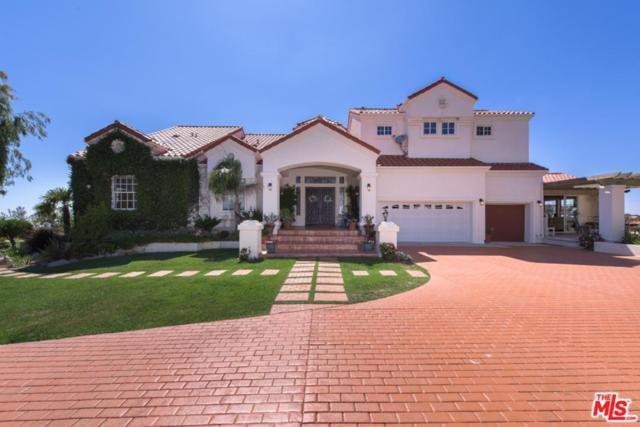 501 Sadie Road, Topanga, CA 90290 (#17263204) :: TBG Homes - Keller Williams