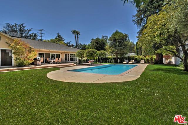 4375 Hayvenhurst Avenue, Encino, CA 91436 (#17263020) :: TBG Homes - Keller Williams