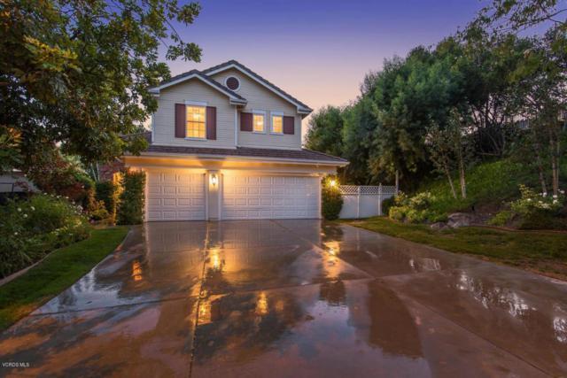 2368 Whitechapel Place, Thousand Oaks, CA 91362 (#217010343) :: California Lifestyles Realty Group