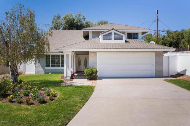 2733 Calle Bienvenido, Thousand Oaks, CA 91360 (#217010365) :: California Lifestyles Realty Group