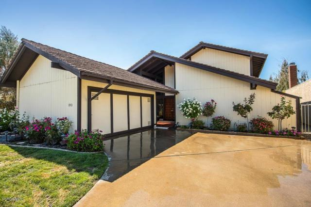 1353 Southwind Circle, Westlake Village, CA 91361 (#217010392) :: California Lifestyles Realty Group
