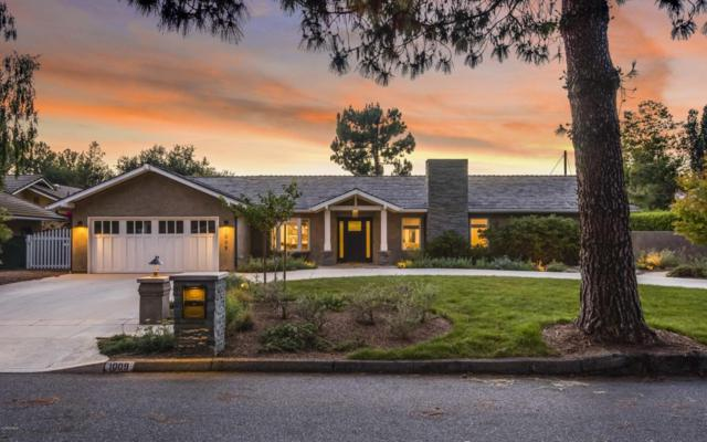 1009 Jeannette Avenue, Thousand Oaks, CA 91362 (#217010390) :: California Lifestyles Realty Group