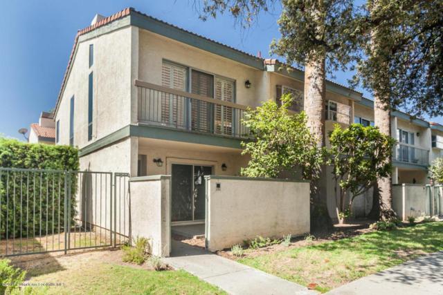 300 S Mentor Avenue #5, Pasadena, CA 91106 (#817001471) :: California Lifestyles Realty Group