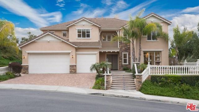 2722 E Vista Ridge Drive, Orange, CA 92867 (#17261762) :: California Lifestyles Realty Group