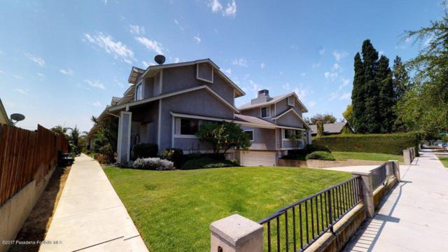 2048 E Villa Street #11, Pasadena, CA 91107 (#817001497) :: RE/MAX Gold Coast Realtors
