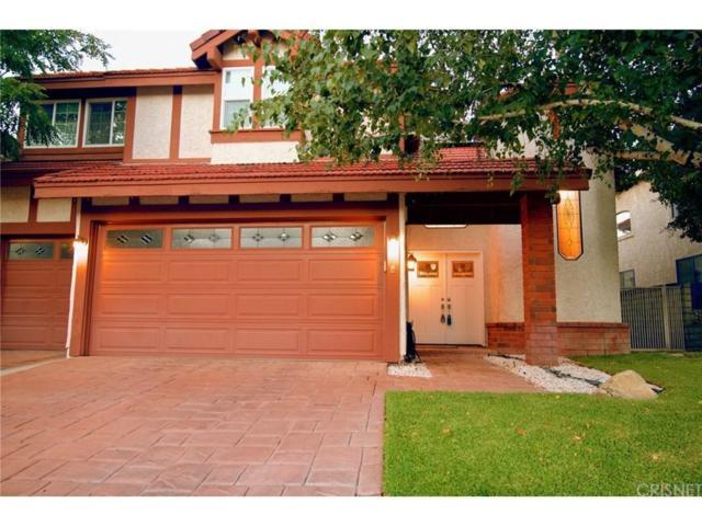 25364 Irving Lane, Stevenson Ranch, CA 91381 (#SR17202498) :: Paris and Connor MacIvor