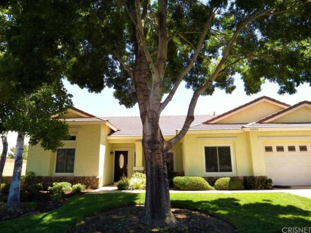 41002 Flagstone Street, Palmdale, CA 93551 (#SR17203427) :: The Real Estate Offices of Talbot and Watson