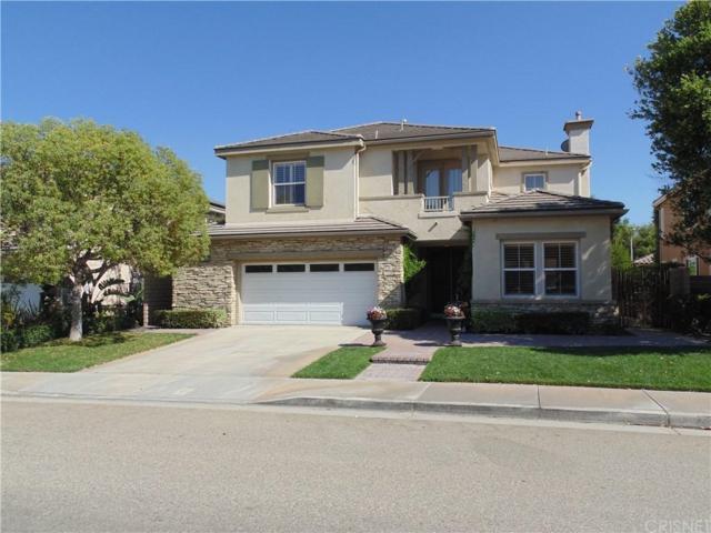 25856 Tennyson Lane, Stevenson Ranch, CA 91381 (#SR17206503) :: Paris and Connor MacIvor