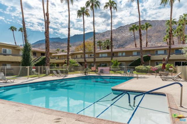 1950 S Palm Canyon Drive #146, Palm Springs, CA 92264 (#17268366PS) :: Golden Palm Properties
