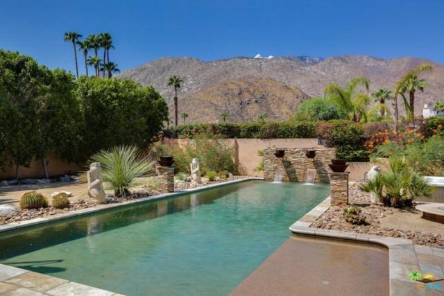 343 E Via Colusa, Palm Springs, CA 92262 (#17268744PS) :: California Lifestyles Realty Group