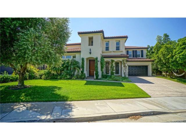 26953 Boulder Crest Drive, Valencia, CA 91381 (#SR17213237) :: Paris and Connor MacIvor