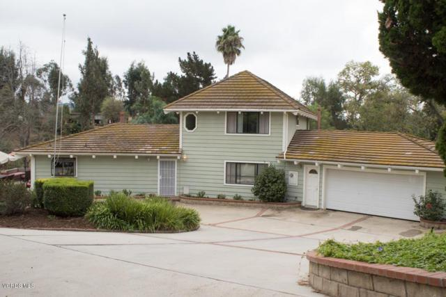 5688 La Cumbre Road, Somis, CA 93066 (#217011370) :: California Lifestyles Realty Group
