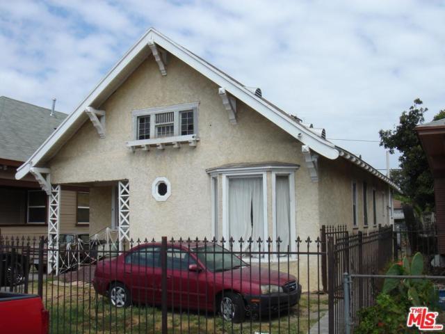 1201 E 53 RD, Los Angeles (City), CA 90011 (#17269574) :: Paris and Connor MacIvor