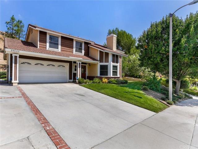 29522 Poppy Meadow Street, Canyon Country, CA 91387 (#SR17213836) :: Paris and Connor MacIvor