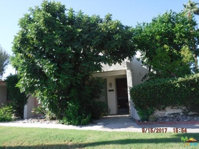 2511 N Whitewater Club Drive D, Palm Springs, CA 92262 (#17271132PS) :: Paris and Connor MacIvor