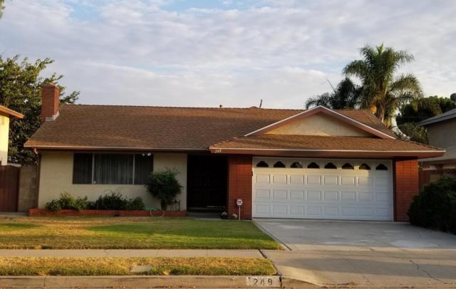 248 Casner Way, Fillmore, CA 93015 (#217011454) :: RE/MAX Gold Coast Realtors